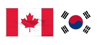 Canada and Korea